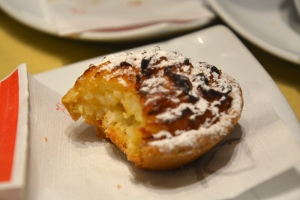 Tuscan pastry: budino di riso